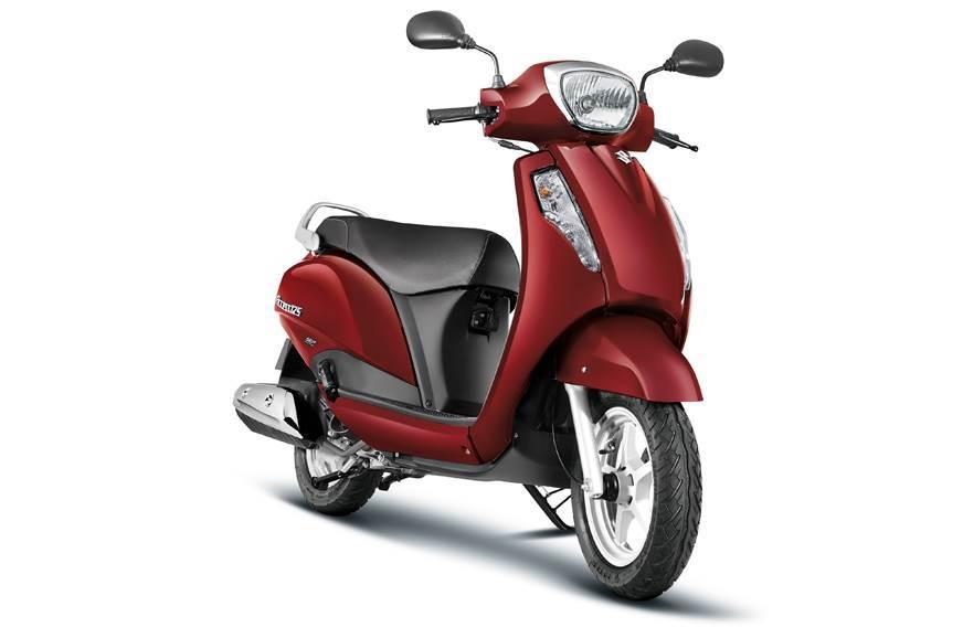 Choosing between a Suzuki Access 125 and Honda Activa