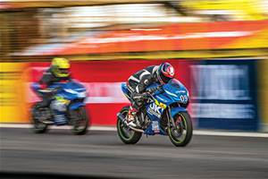 Speed Up: Suzuki Endurace Race Experience