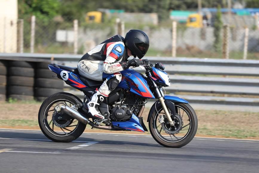 2019 TVS Young Media Racer Programme qualifier