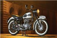The White Tiger: 1957 Triumph Tiger T110 ride experience