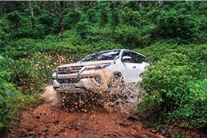 Sponsored feature: 4x4xFun in a Toyota Fortuner