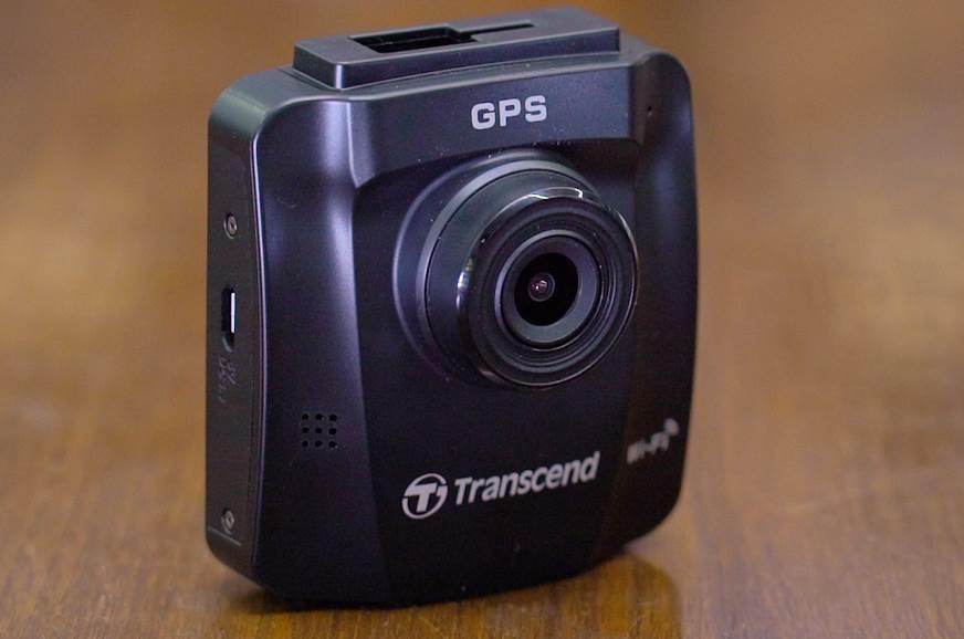 Transcend DrivePro 230 dashcam review