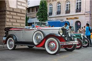 2018 VCCCI Vintage & Classic Car Rally: A break from the everyday
