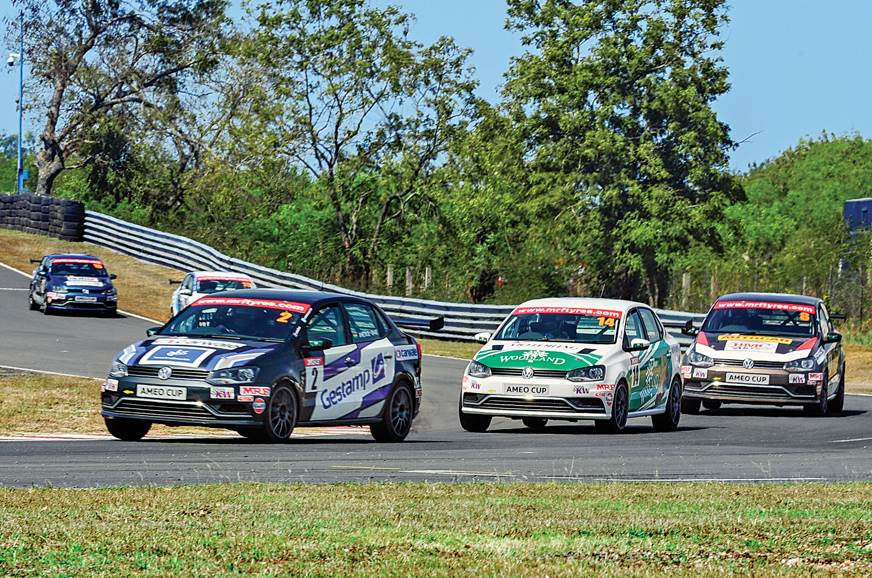 Volkswagen Ameo Cup Car experience: Pure Am(e)ore