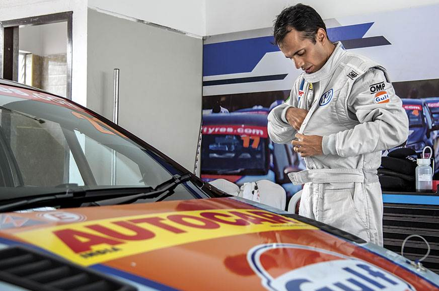 Volkswagen Ameo Cup race experience: That's the way the r...