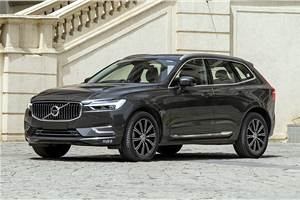 Choosing between the Volvo XC60 and Jaguar F-Pace