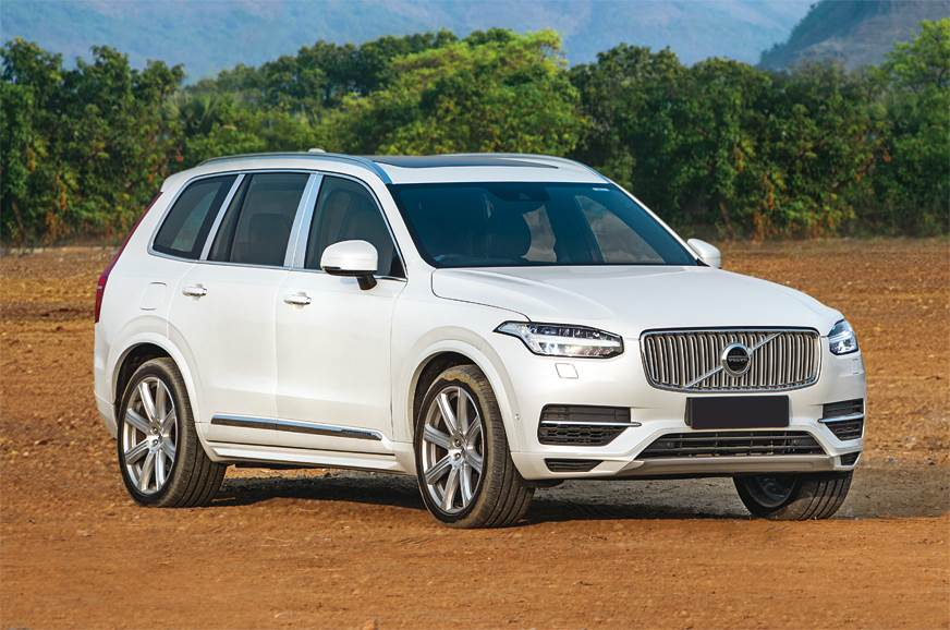 Choosing from a Volvo XC90, Mercedes GLS and Audi Q7