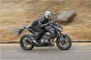 Kawasaki Z800 rpms unstable at idle