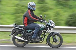 Ideal speed for 100cc motorcycle