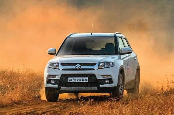 Sponsored feature: Car of the Year - Maruti Suzuki Vitara Brezza
