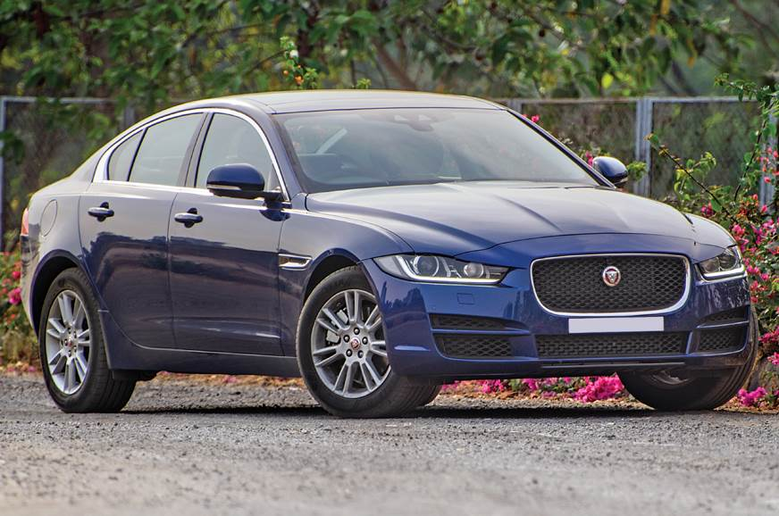 Jaguar XE or BMW 3-series