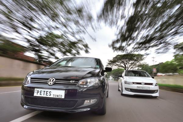 Pete's Polo GT TSI and Polo 1.6