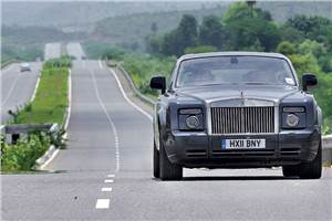 Rolls Royce in Rajasthan