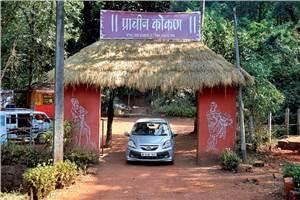Discover India: Ganpatipule
