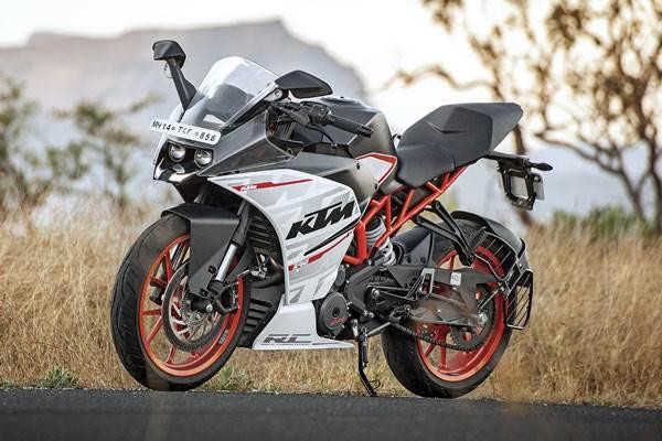 KTM RC390 or Honda CBR 250R
