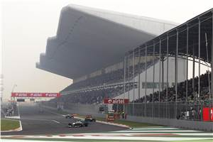 2013 F1 Indian Grand Prix preview