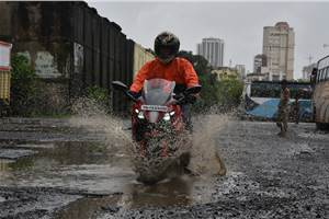 Sponsored feature: Tips to Ride Safe this Monsoon