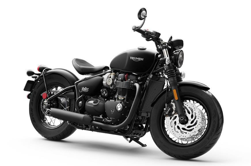 Looking to buy the Triumph Bonneville Bobber Black