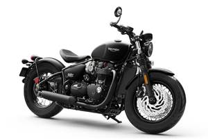 Looking to buy the Triumph Bonneville Bobber Black