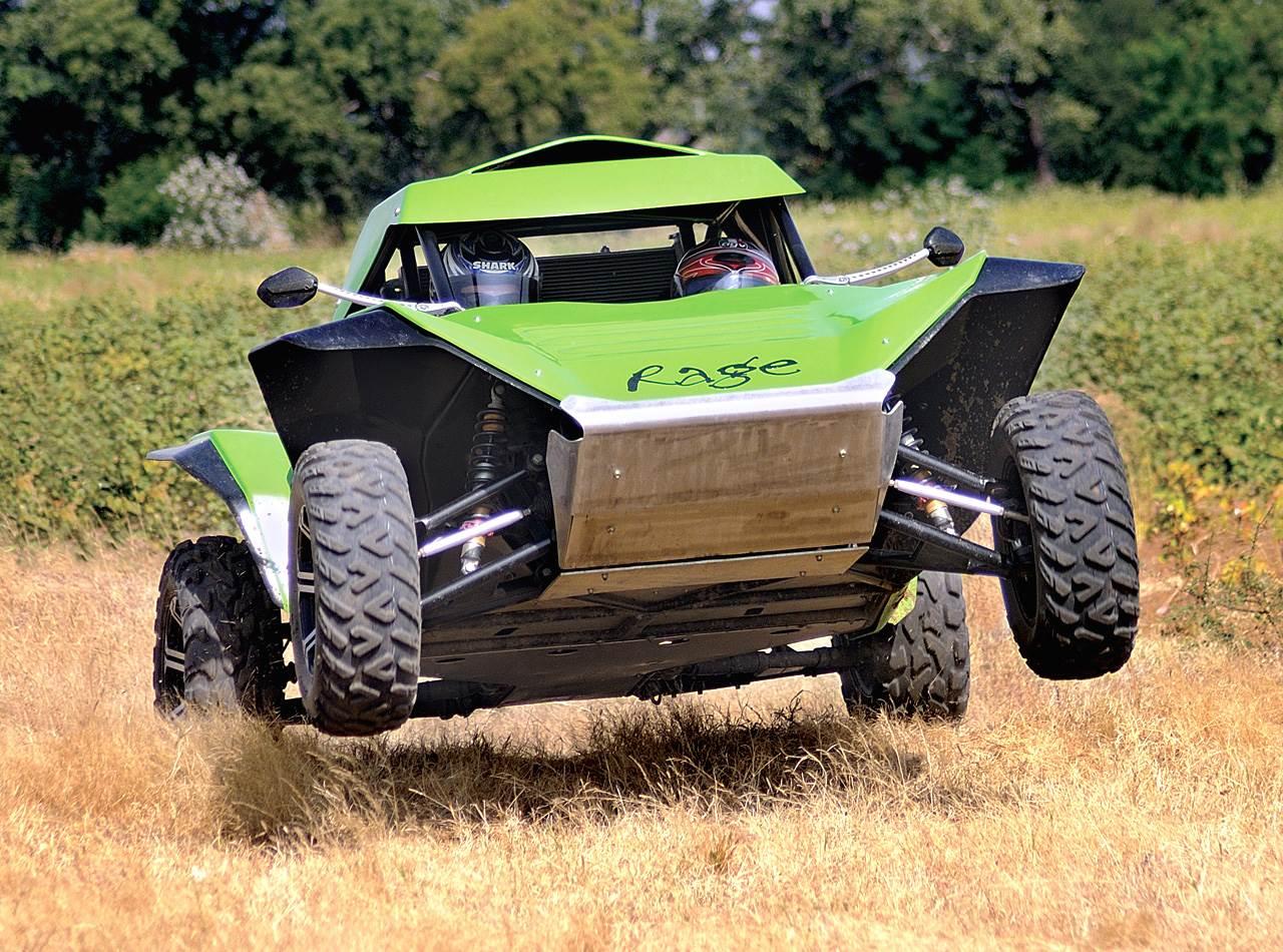 Rage Motorsports Cyclone