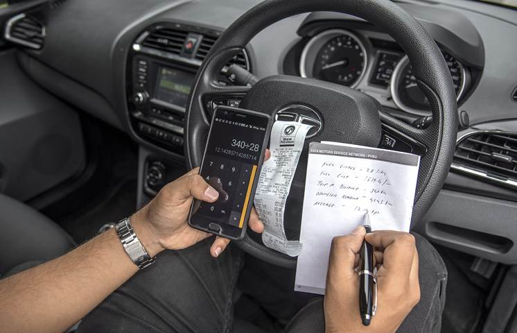 Calculate your car's fuel efficiency correctly