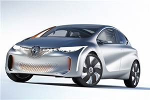 A look at Renault's 100kpl Eolab concept car