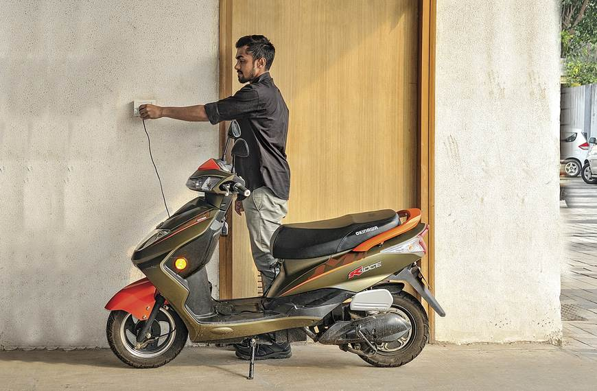 Living with an e-Scooter