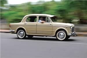 Affordable Classics: Fiat 1100