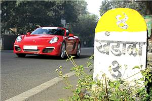 Mobil 1 Great car great road: Porsche Boxster S