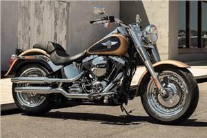 Exhaust for Harley-Davidson Fat Boy