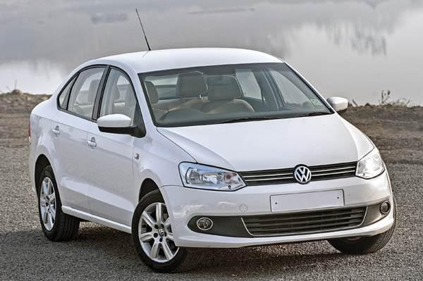 Differential on the 2012 Volkswagen Vento 1.6 diesel