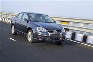 2009 Volkswagen Jetta needs new tyres