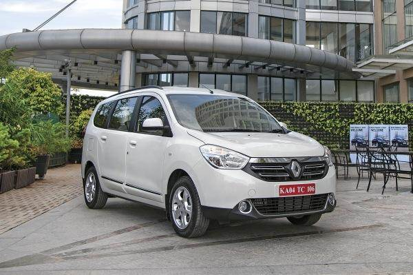 Fiat upcoming MPV or Renault Lodgy