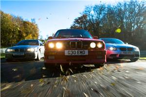 BMW M3 Coupe: A tribute