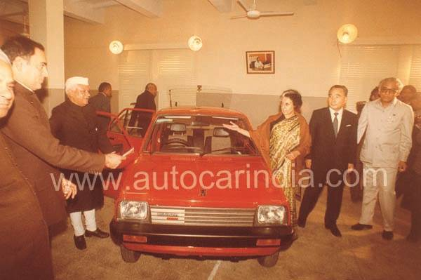 30 years of Maruti