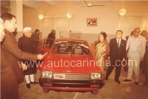 30 years of Maruti