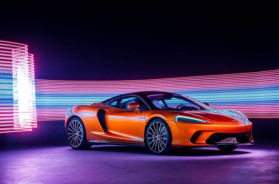 McLaren marks entry into Grand Touring with the GT