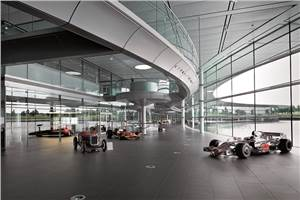 Experience: McLaren Technology Centre