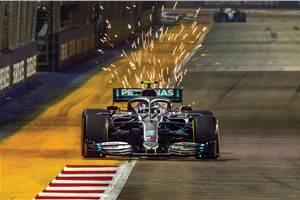 Closer look at Petronas and Mercedes F1's winning partnership