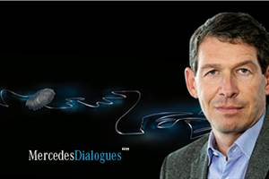 Promotional Feature: Mercedes Dialogues: In conversation with Dr. Till Conrad