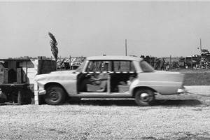 Mercedes-Benz marks 75 years of automotive safety