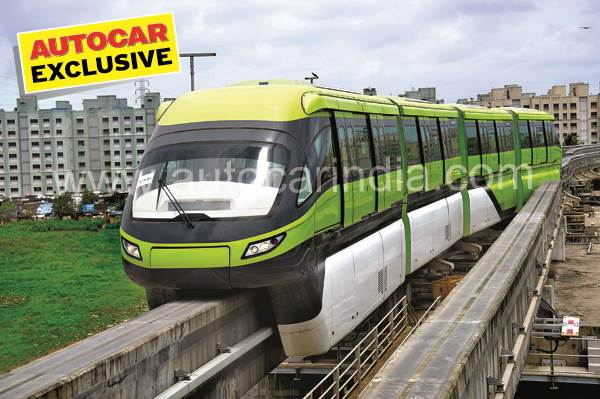 Mumbai Monorail: The future is here