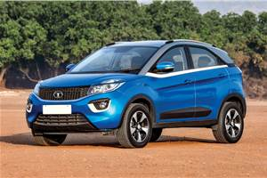 Buying a Tata Nexon petrol-automatic
