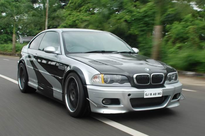 BMW M3 Dark Knight