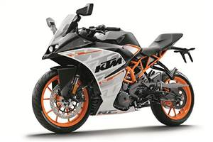 Looking for a 300cc sportsbike