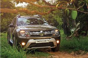 The Malihabad Express - Mango Run in a Renault Duster