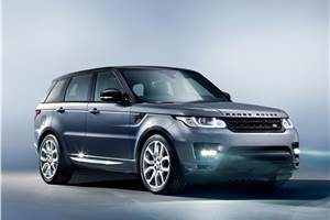 New Range Rover Sport: Technical insights