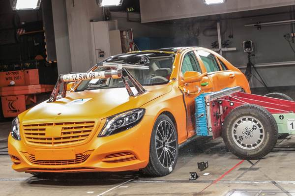 Tech secrets behind the new Mercedes S-class