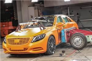 Tech secrets behind the new Mercedes S-class