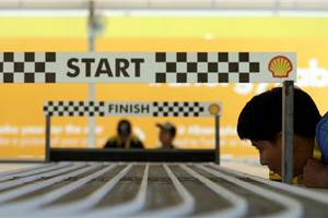 Shell Eco-Marathon: Exploring the future of energy